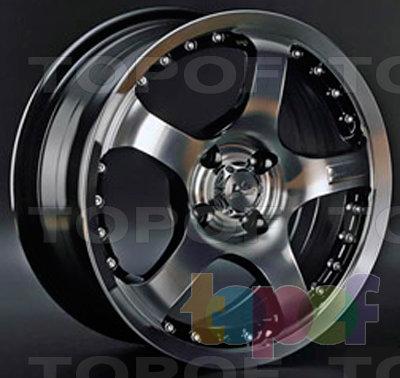 Колесные диски LS wheels K208. Изображение модели #1