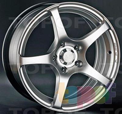 Колесные диски LS wheels K210