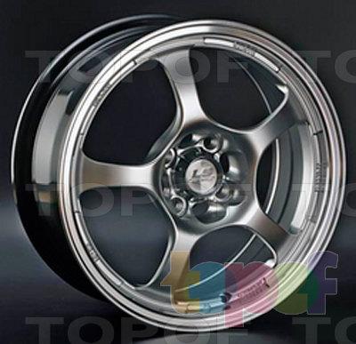 Колесные диски LS wheels K218. Изображение модели #1