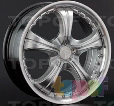 Колесные диски LS wheels K221. Изображение модели #1