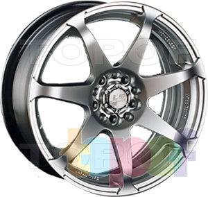 Колесные диски LS wheels K222
