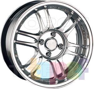 Колесные диски LS wheels K228. Изображение модели #1