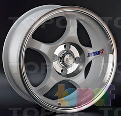 Колесные диски LS wheels K316. Изображение модели #1