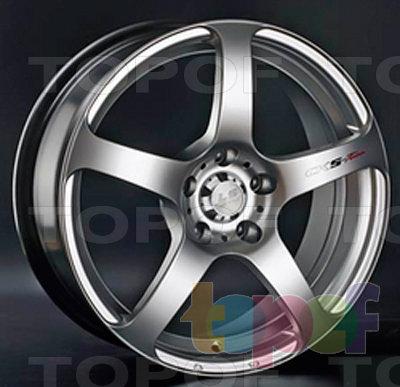 Колесные диски LS wheels K326. Изображение модели #1