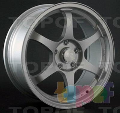 Колесные диски LS wheels K329. Изображение модели #1