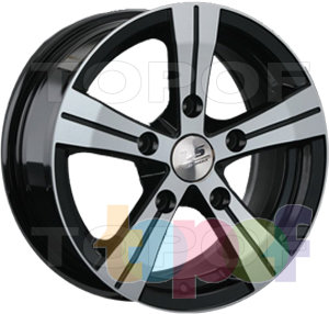 Колесные диски LS wheels K347. Изображение модели #1