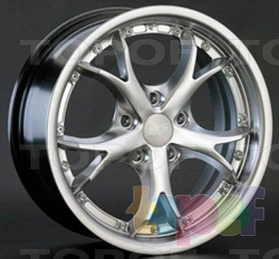 Колесные диски LS wheels K348. Изображение модели #1
