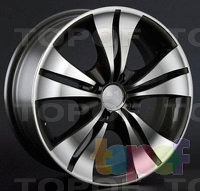 Колесные диски LS wheels K357. Изображение модели #1