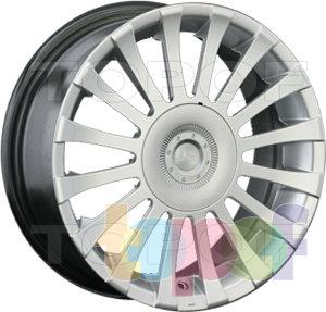 Колесные диски LS wheels K522. Изображение модели #1