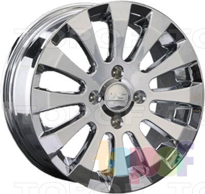 Колесные диски LS wheels L1. Изображение модели #1
