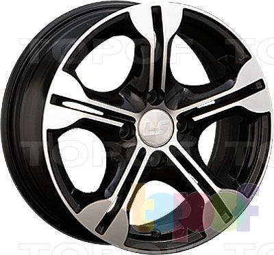 Колесные диски LS wheels LS103. Изображение модели #1