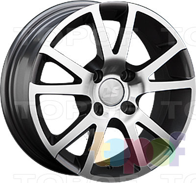Колесные диски LS wheels LS105