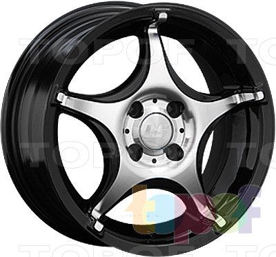 Колесные диски LS wheels LS107. Изображение модели #1