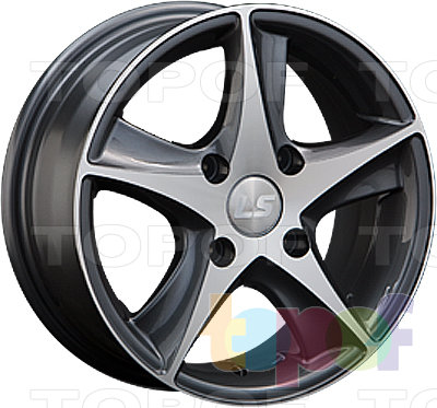 Колесные диски LS wheels LS108. Изображение модели #1