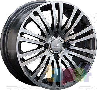 Колесные диски LS wheels LS109