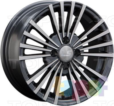 Колесные диски LS wheels LS110. Изображение модели #1