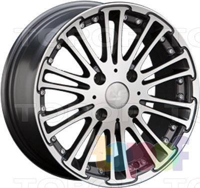 Колесные диски LS wheels LS111