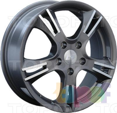 Колесные диски LS wheels LS116