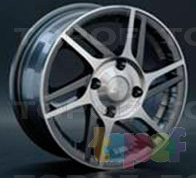 Колесные диски LS wheels LS133. Изображение модели #1