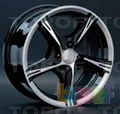 Колесные диски LS wheels LS137. Изображение модели #1