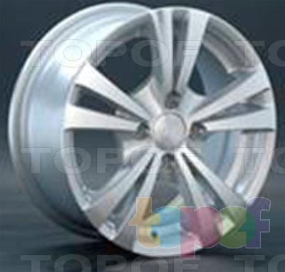 Колесные диски LS wheels LS139. Изображение модели #1