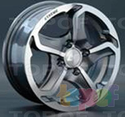 Колесные диски LS wheels LS148. Изображение модели #1