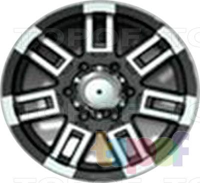 Колесные диски LS wheels LS158