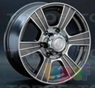 Колесные диски LS wheels LS160