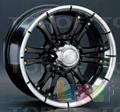 Колесные диски LS wheels LS161