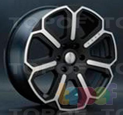 Колесные диски LS wheels LS163
