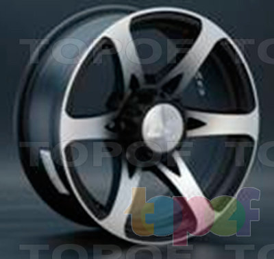 Колесные диски LS wheels LS165. Изображение модели #1