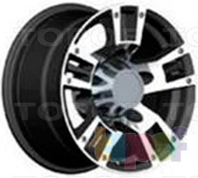 Колесные диски LS wheels LS166