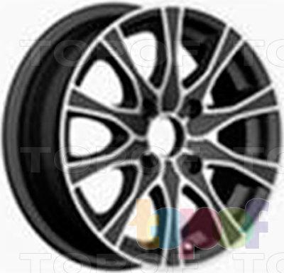 Колесные диски LS wheels LS168. Изображение модели #1