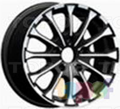 Колесные диски LS wheels LS169. Изображение модели #1