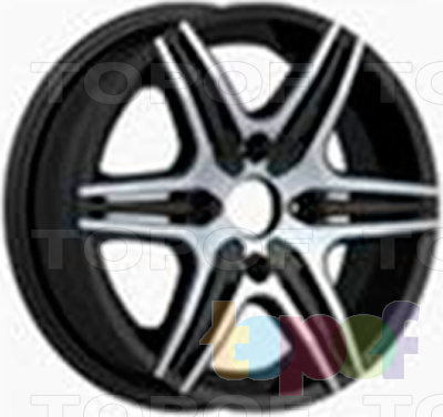 Колесные диски LS wheels LS170. Изображение модели #1