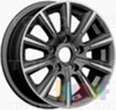 Колесные диски LS wheels LS173. Изображение модели #1