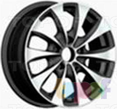 Колесные диски LS wheels LS174. Изображение модели #1