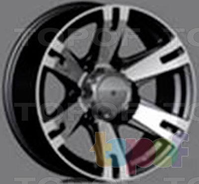 Колесные диски LS wheels LS182. Изображение модели #1