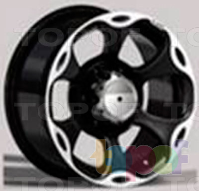 Колесные диски LS wheels LS183
