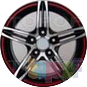 Колесные диски LS wheels LS189