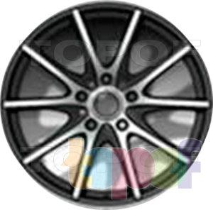 Колесные диски LS wheels LS190