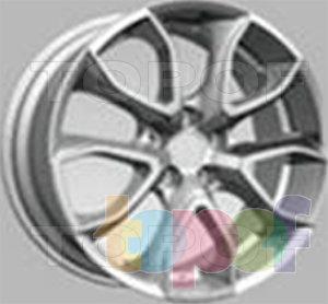 Колесные диски LS wheels LS192