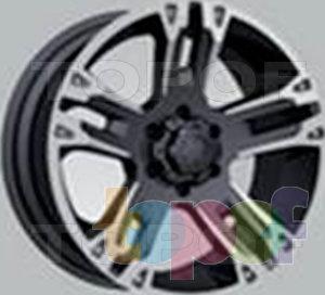 Колесные диски LS wheels LS194. Изображение модели #1