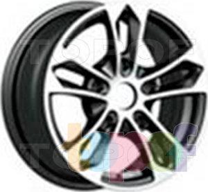 Колесные диски LS wheels LS197. Изображение модели #1