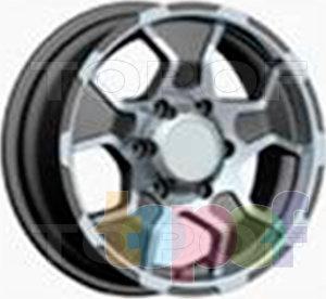 Колесные диски LS wheels LS198. Изображение модели #1