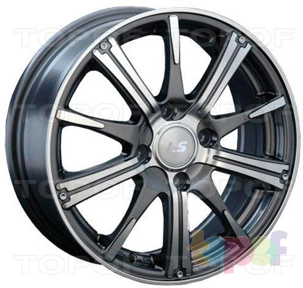Колесные диски LS wheels LS209. Изображение модели #1