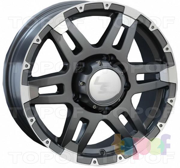 Колесные диски LS wheels LS212