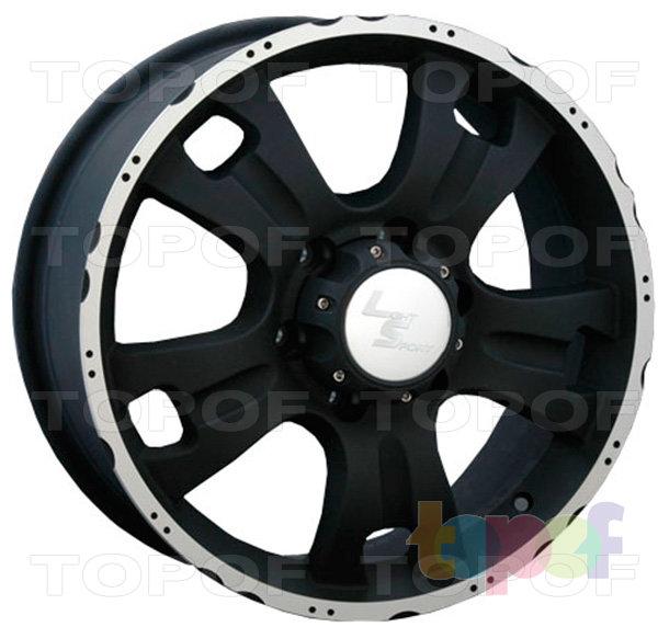 Колесные диски LS wheels LS214