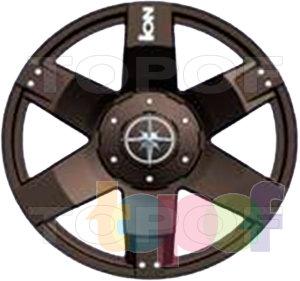 Колесные диски LS wheels LS219. Изображение модели #1