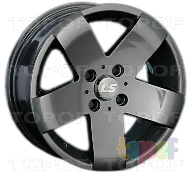 Колесные диски LS wheels LS245. GM